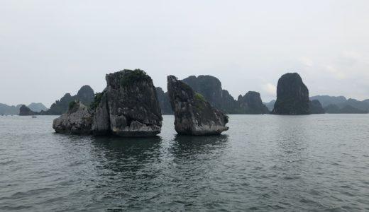 【ベトナム】シンツーリストツアーでハロン湾を周遊してみた【ハノイ】