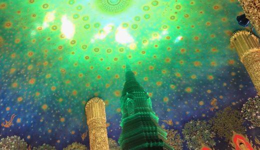 【タイ】ワットポーとワットアルンとワットパクナムの寺院を一気に回ってみた【バンコク】